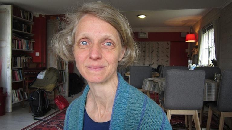 Helena Röcklinsberg, lektor i etik på SLU.
