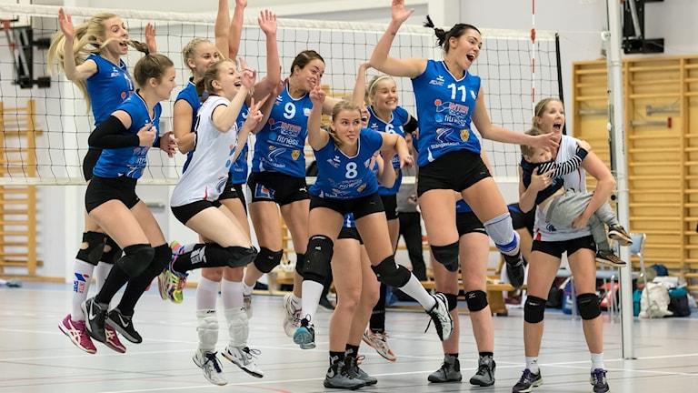 Linköping Volleyboll Clubs damlag.