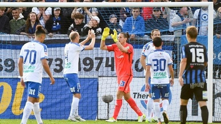 IFK Norrköping, fotboll.