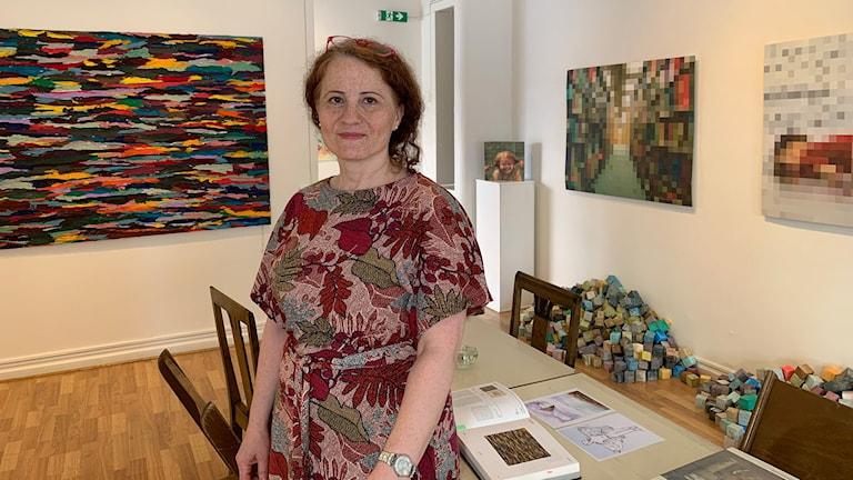 Sahar Burhan, konstnär