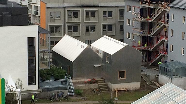 House for mother, Vallastaden, Linköping.