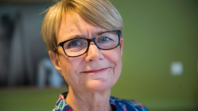 Catharina Håkansson Boman. Arkivbild: