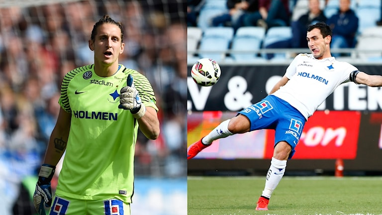 Mitov Nilsson och Tkalcic är klara för fortsatt spel i IFK Norrköping.