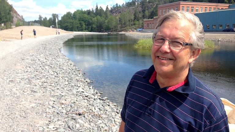 Erland Olauson (S), kommunstyrelsens ordförande i Valdemarsviks kommun