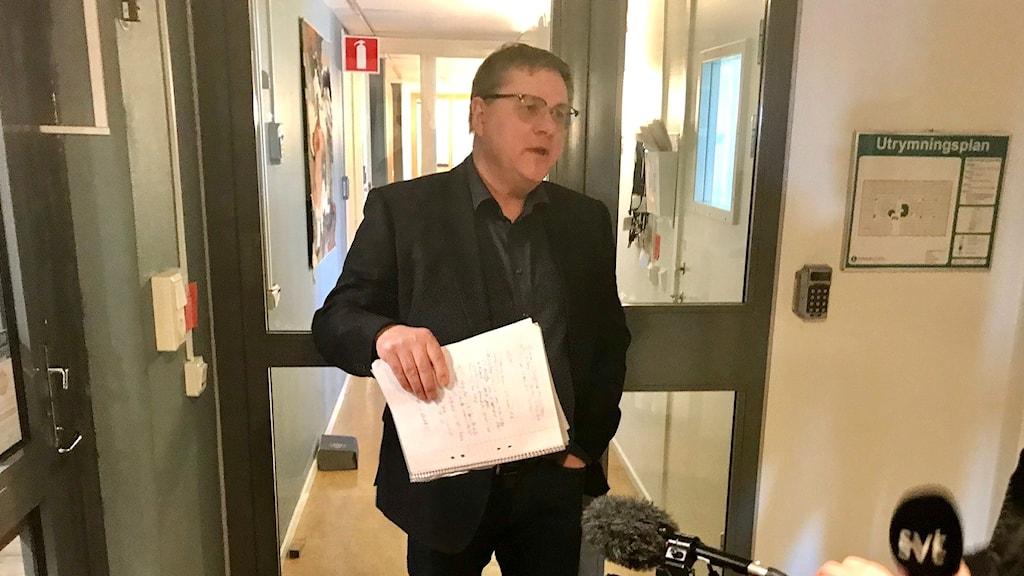 Torsten Angervåg, chefsåklagare.