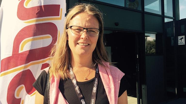 Anna Vadeby, forskare på VTI