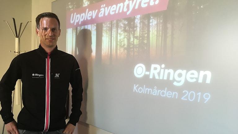 Tomas Öberg, projektledare O-ringen, tror att både geografiskt läge och terräng kan locka till rekordår.