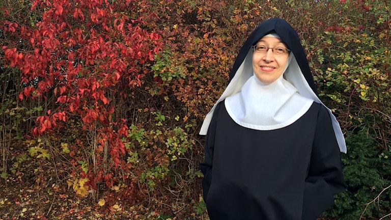 Syster Elisabeth.