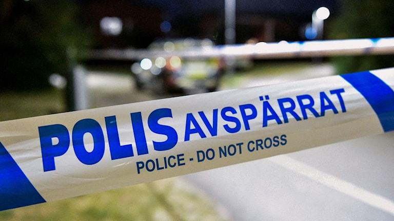 POLIS LINDÄNGEN MALMÖ