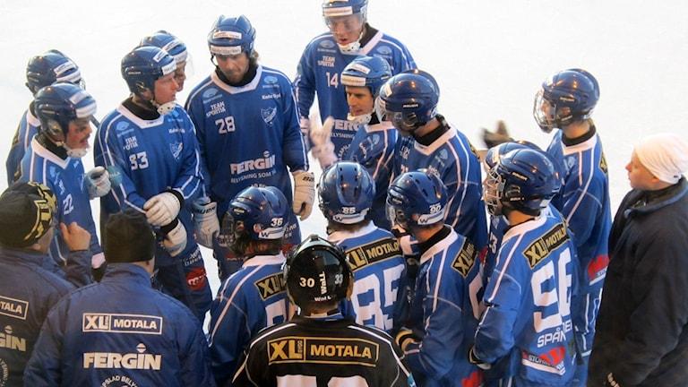 IFK Motala taktik