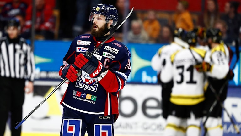 Linköping HC Brynäs slutspel