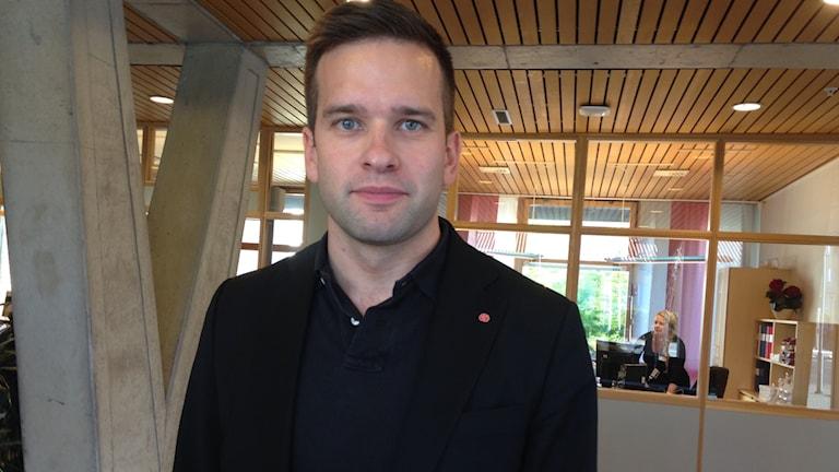 Gabriel Wikström (S)