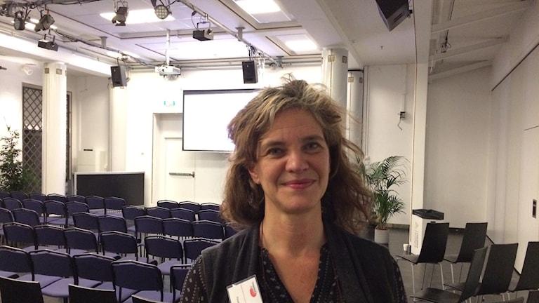Maria Krafft, Trafikverket.