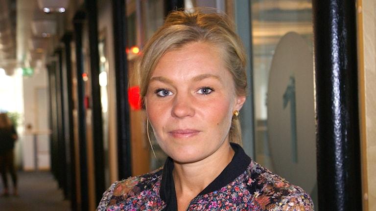 Sophia Jarl moderat oppositionsråd i Norrköping