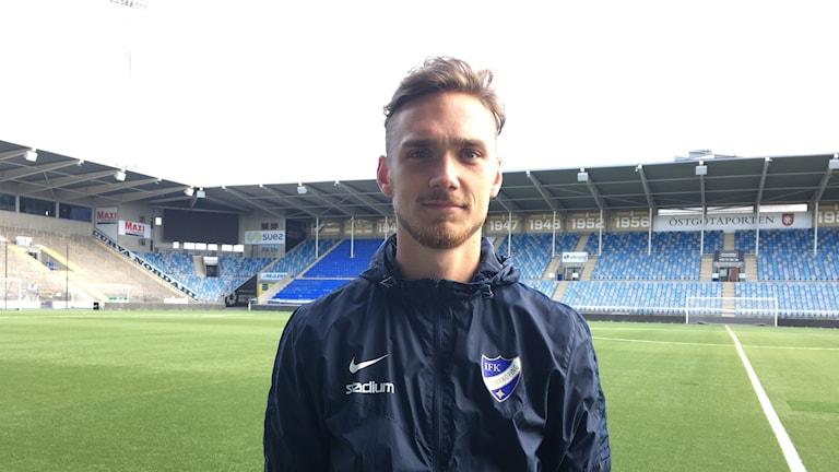 Linus Wahlqvist IFK Norrköping