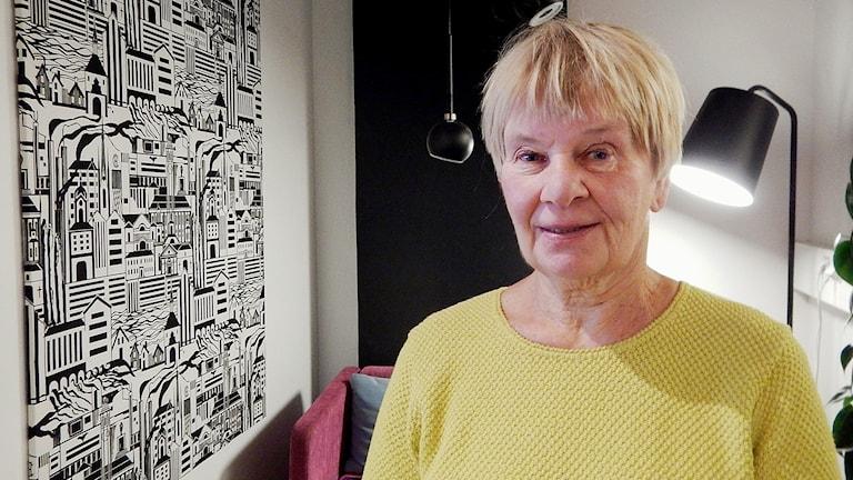 Cecilia Ambjörn, styrelseledamot i Naturskyddsföreningen Östergötland.