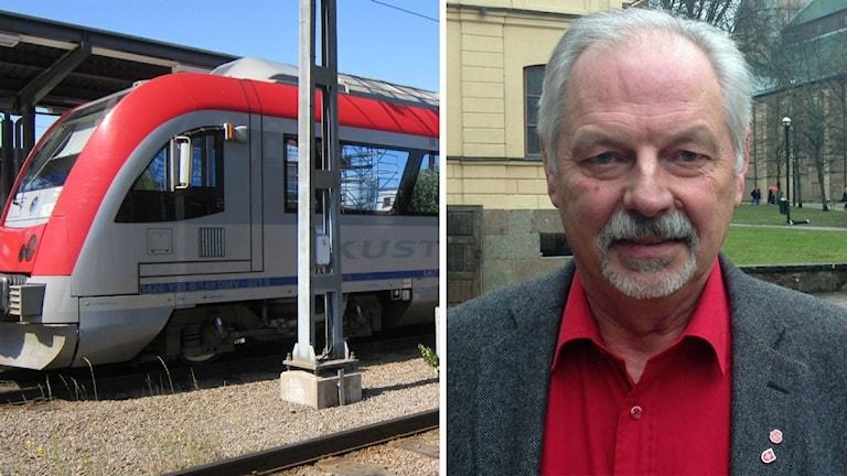 Kustpilentåg och Hans Måhagen