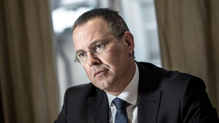 Anders Borg, före detta finansminister.