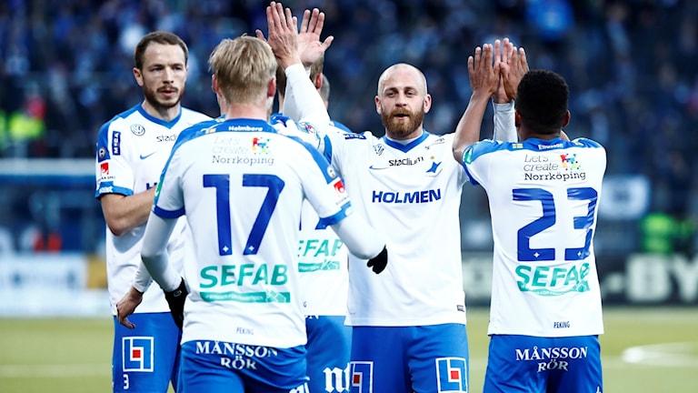 Jublande IFK Norrköpingsspelare