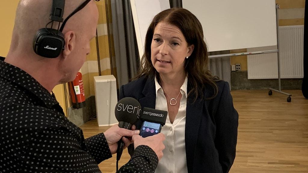 Kammaråklagare Anna Lander.