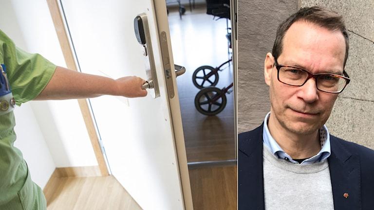 Mikael Sanfridson (S) oppositionsråd i Linköping