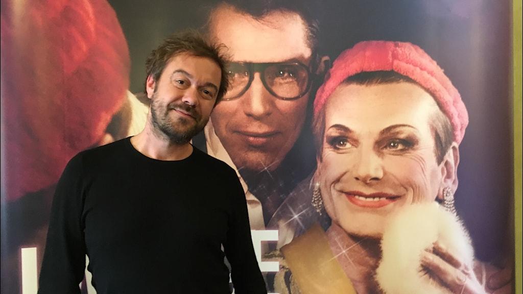 Mattias Carlsson, regissör.