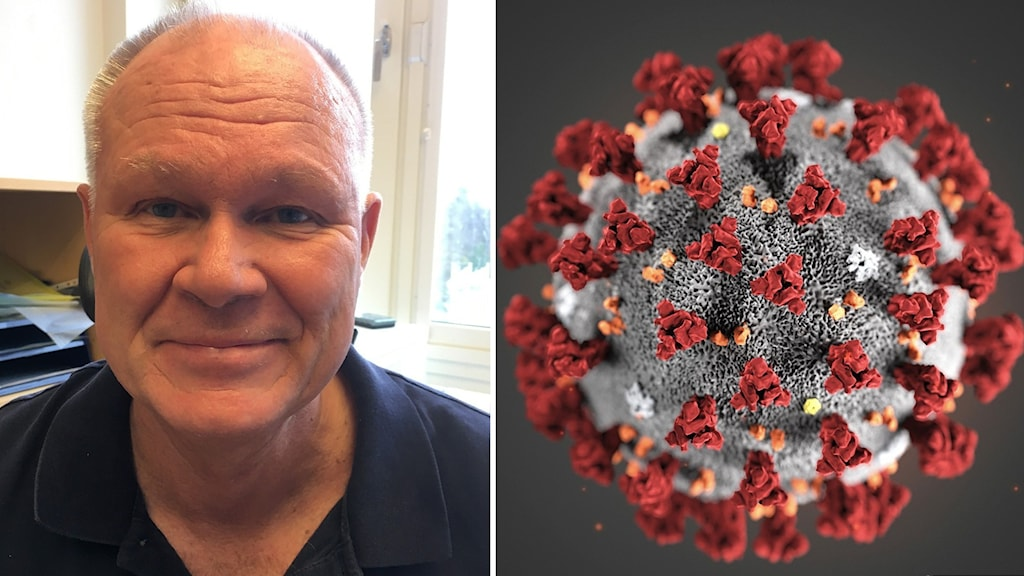 Lennart Svensson, professor i molekylär medicin och virologi.