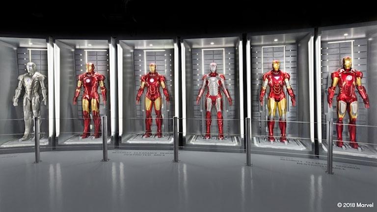 Marvel Avengers S.T.A.T.I.O.N