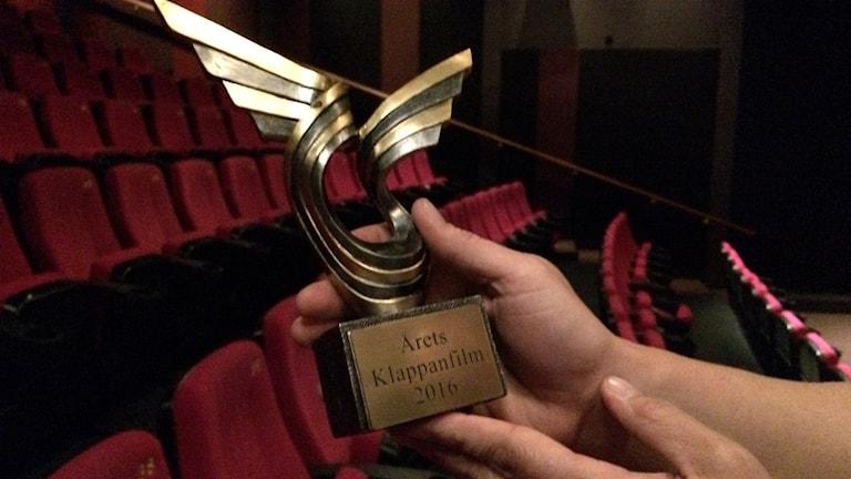 Svärtingehus vann filmpris