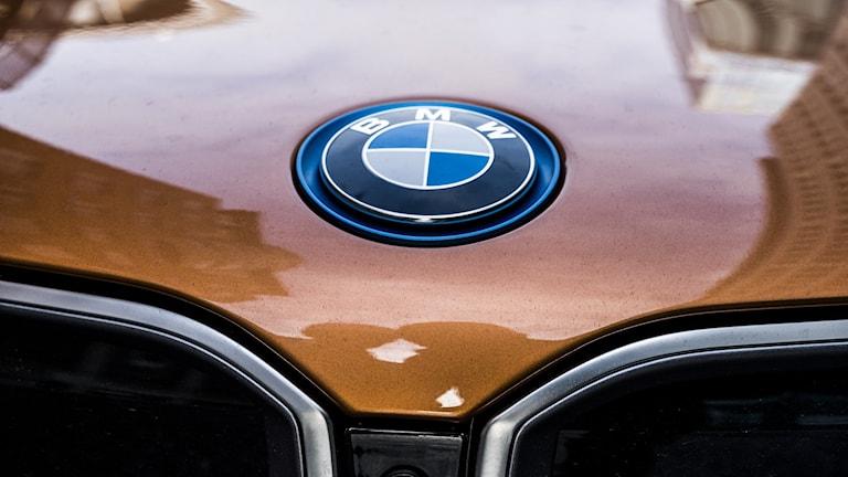 BMW-bil.