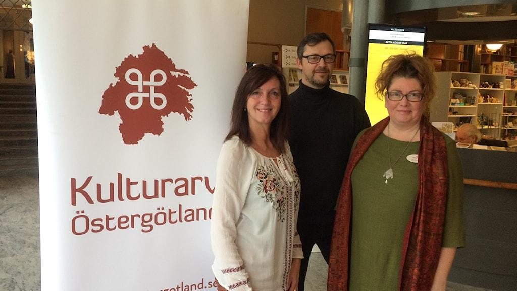 Kulturarv Östergötland