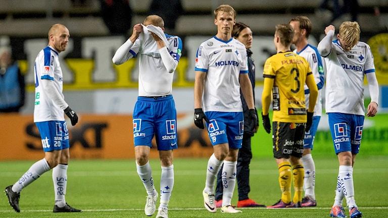 IFK-spelare.
