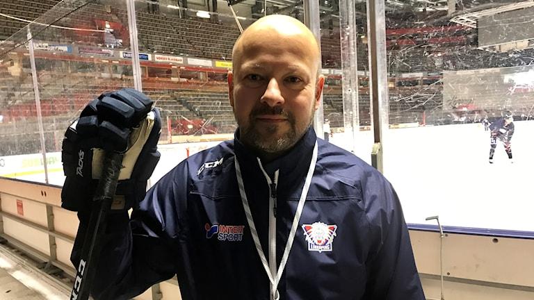 Tommy Jonsson, huvudtränare LHC