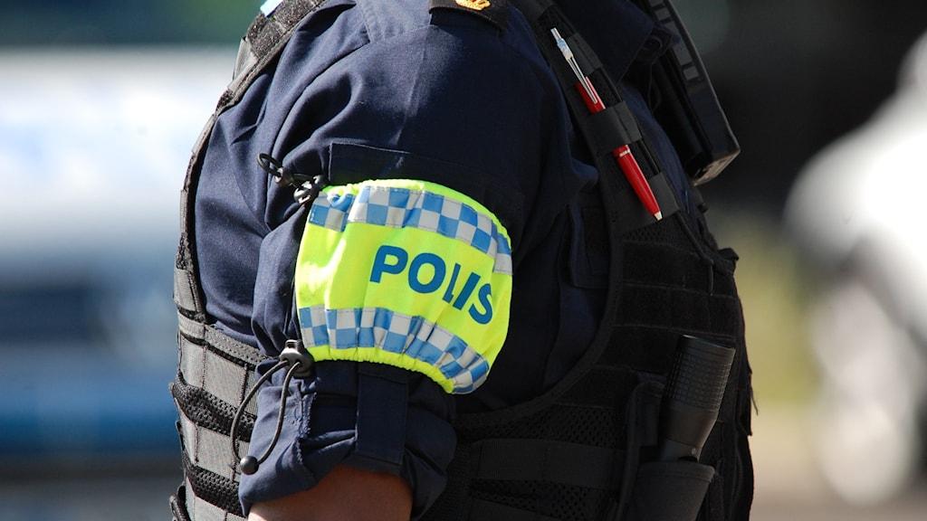 Polisen söker vittnen efter en misshandel vid Järnbron på Västgötebacken i Norrköping.
