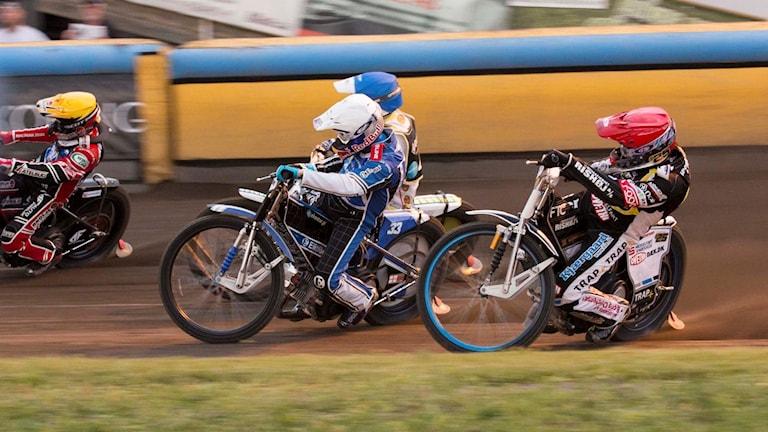 Speedwayåkare