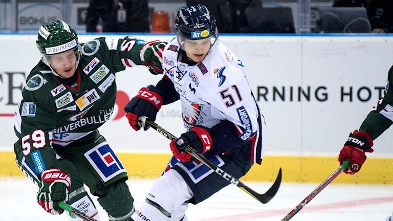 Linköping förlorade mot Frölunda.