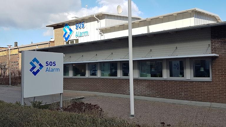 SOS Alarm i Norrköping.