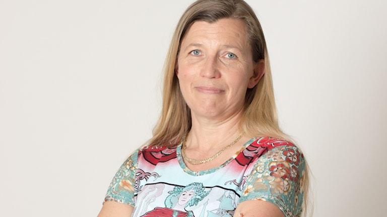 Anna Nilsson, Moderaternas förbundsordförande i Östergötland