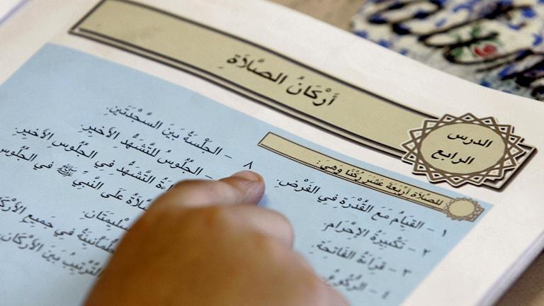 Allt fler vill läsa arabiska.
