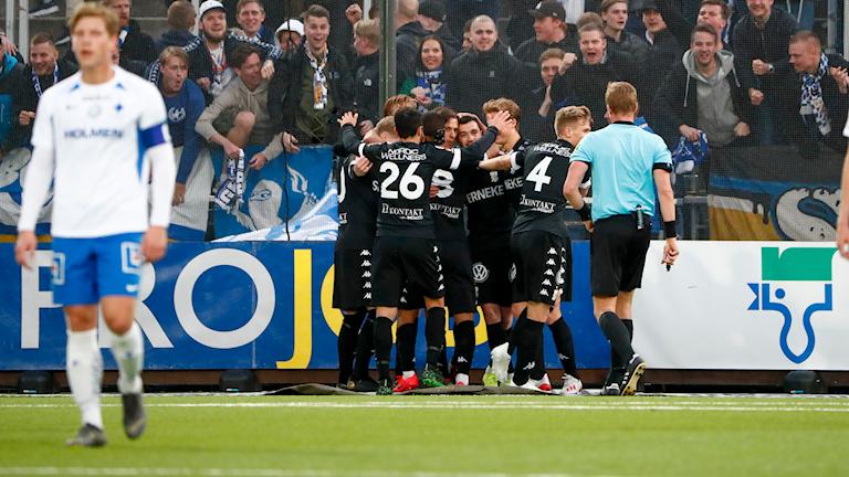 Fotboll allsvenskan Norrköping-IFK Göteborg