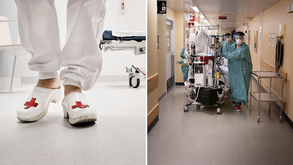 Narkossköterskor på Vrinnevisjukhuset i Norrköping ska täcka upp på iva i sommar trots att de saknar den specialistkompetensen. Beskedet väcker oro hos personal och nu har facket vänt sig till Ivo.