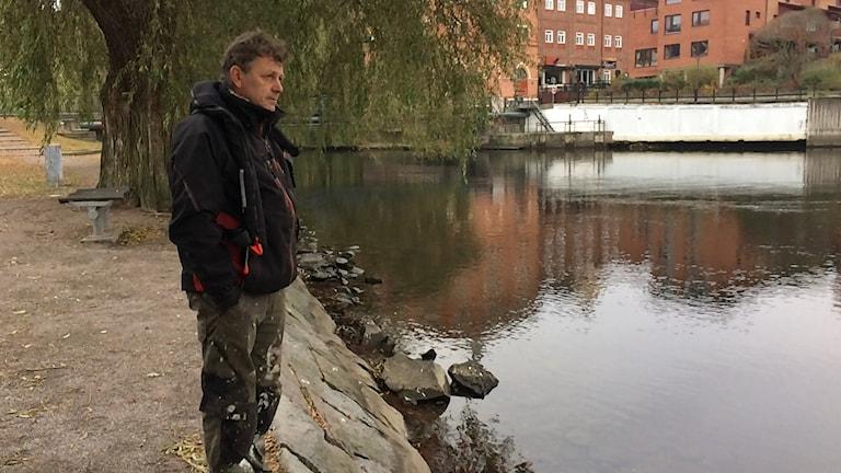 Kenneth Israelsson, Cityfiske.