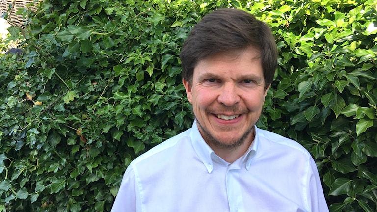 Andreas Norlén/Moderat riksledamot och ordförande i konstitutionsutskottet