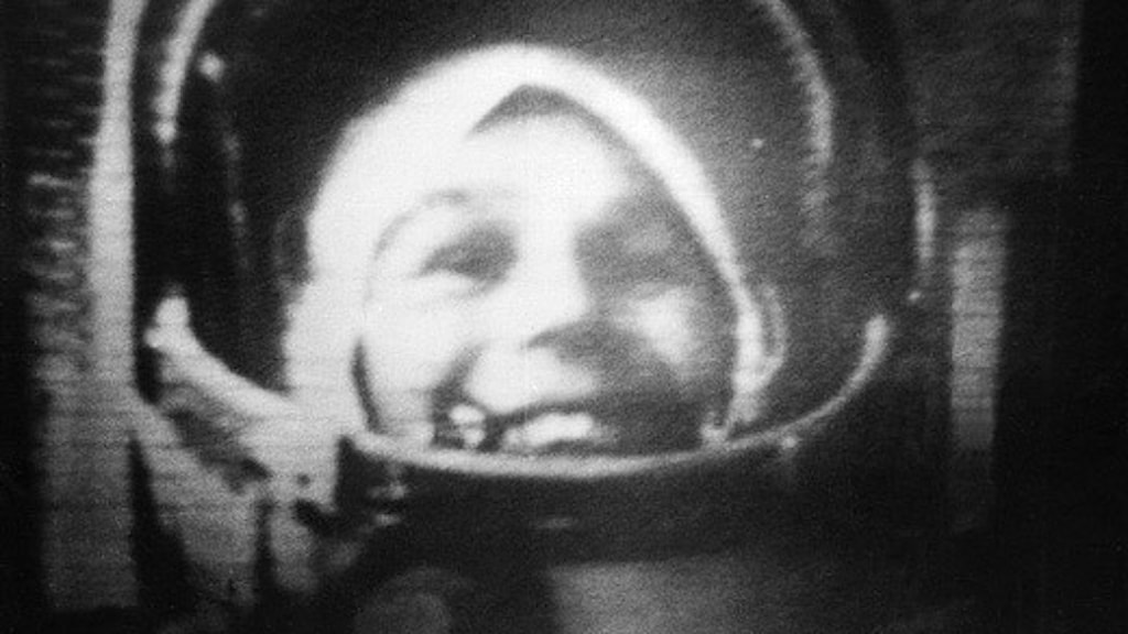 Valentina Teresjkova. Sovjetisk kosmonaut och första kvinnan i rymden 1963. Foto: SVT Bild.