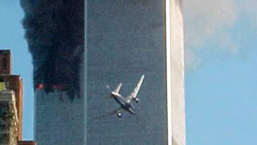 World Trade Center 11/9 2001.Foto: Scanpix