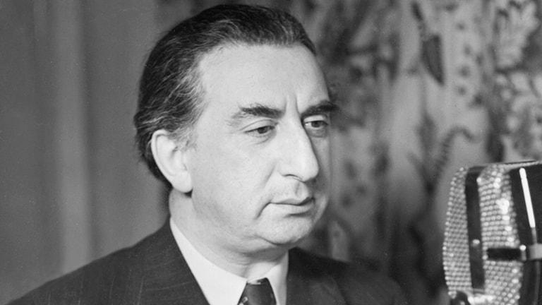 Isaac Grünewald om rätt och fel i konsten 1935