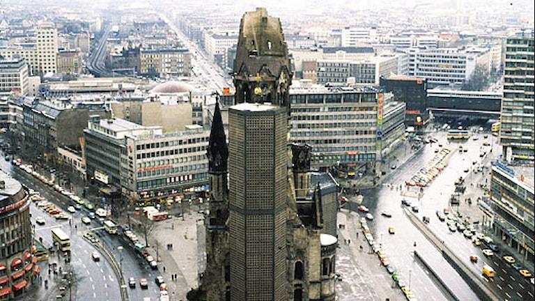 Berlin. SVT bild.