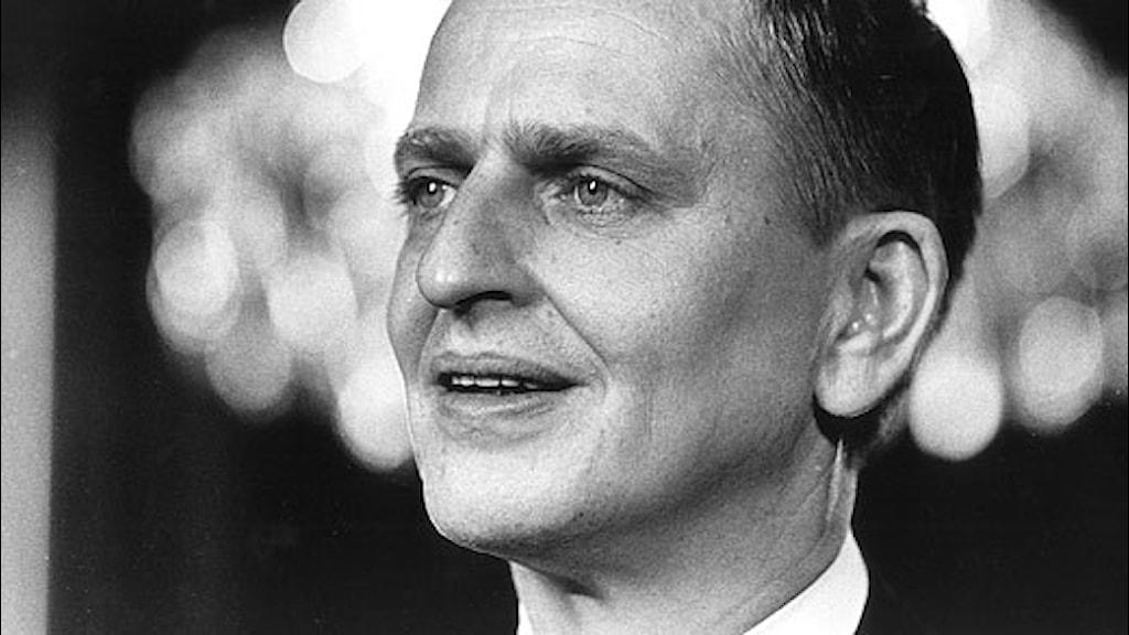 Olof Palme. Scanpix.