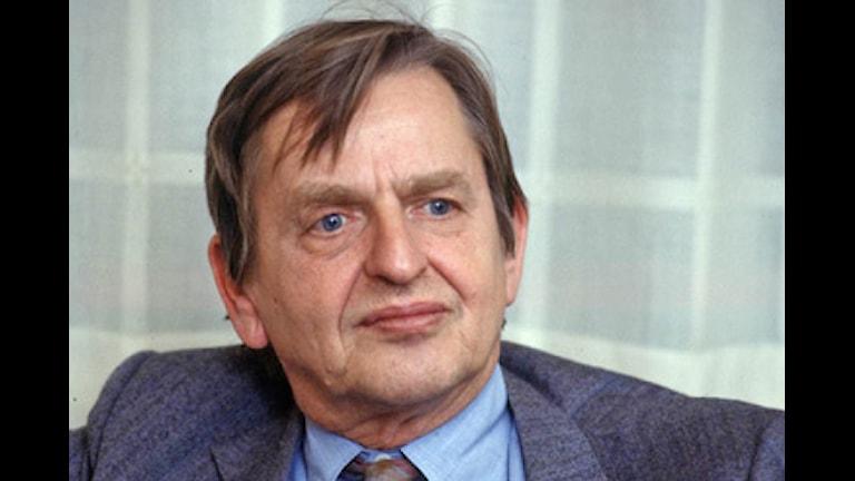 Olof Palme. Foto: Scanpix.