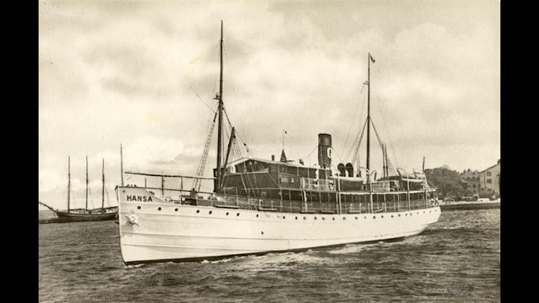 Skeppet SS Hansa